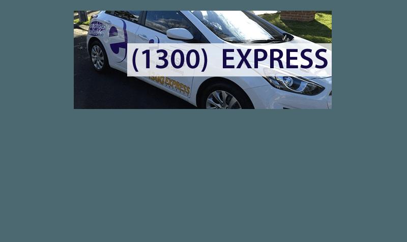 1300 express