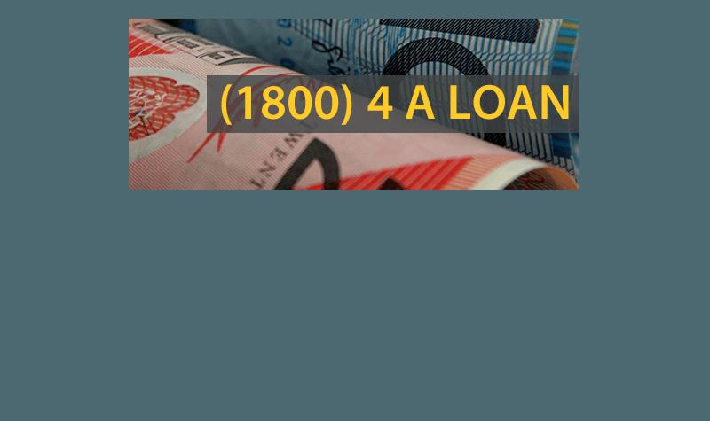 1800 4 a loan
